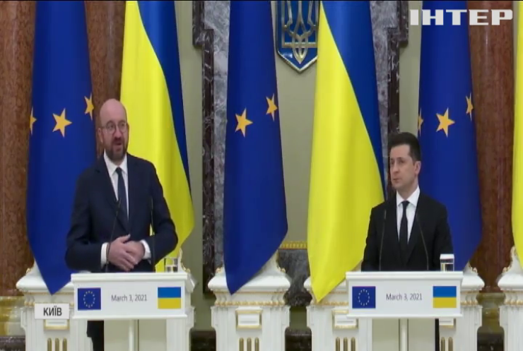 Президент Євроради пообіцяв Україні допомогу у боротьбі за Крим