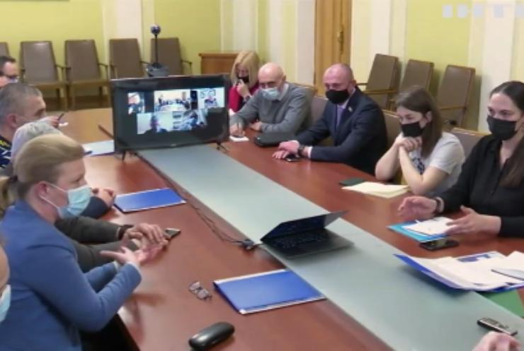 В Офісі Президента обговорили створення нового органу для захисту ветеранів