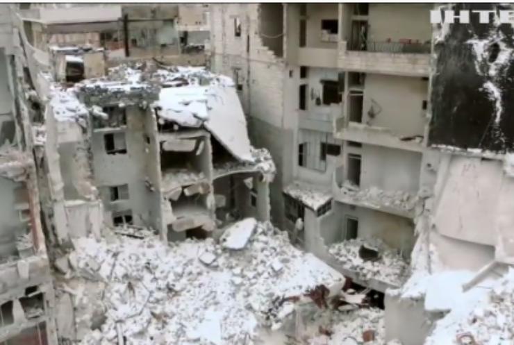 ООН закликає допомогти матеріально Сирії