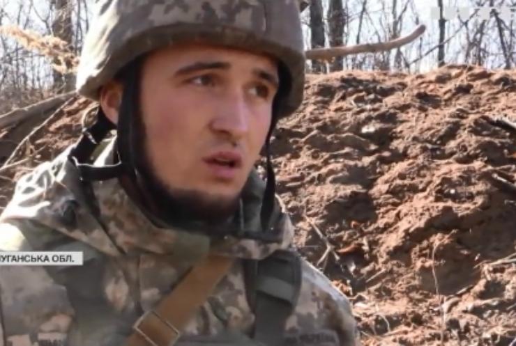 Війна на Донбасі: військовослужбовець захищає Україну з 19 років