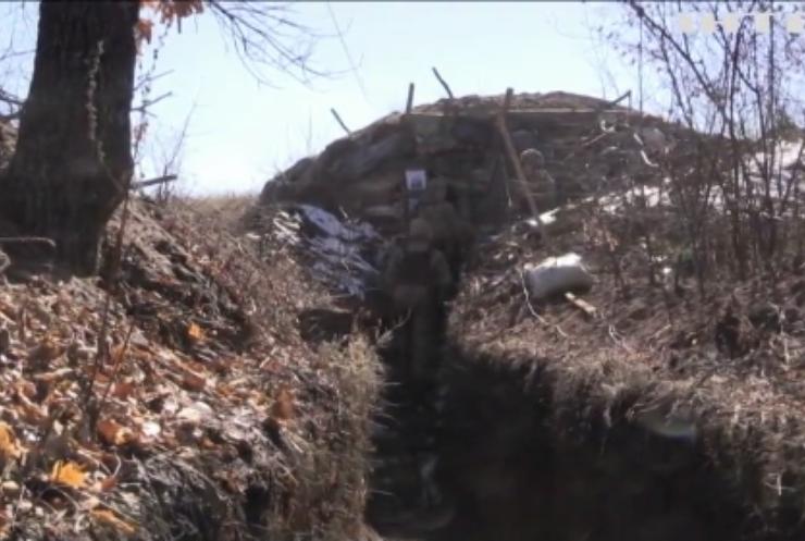 Поблизу Авдіївки бойовики атакували з мінометів