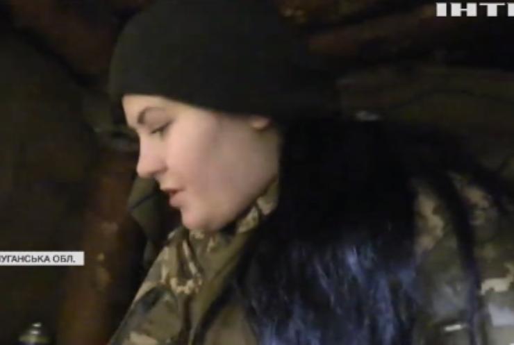 Війна на Донбасі: яка доля жінки на фронті?