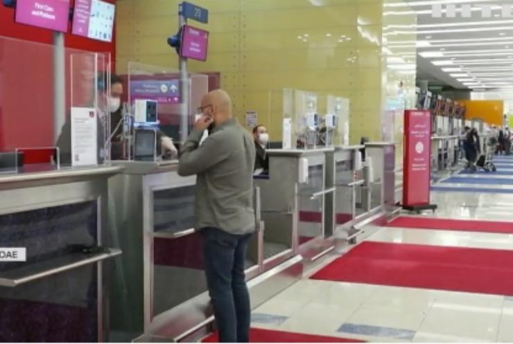 Аеропорт Дубая запустив нову систему ідентифікації пасажирів