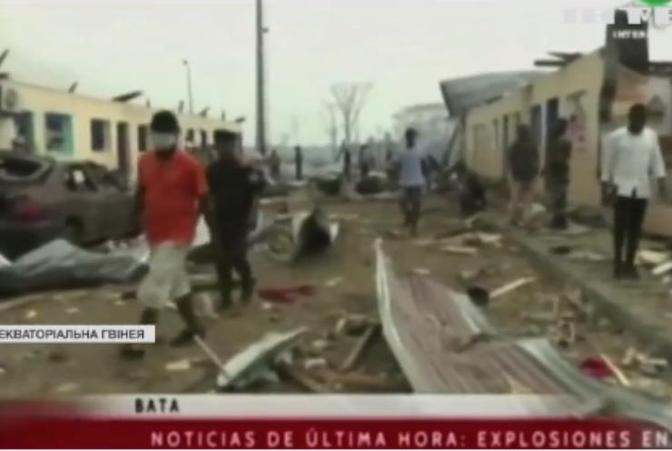 Вибухи у Гвінеї забрали життя 20 людей