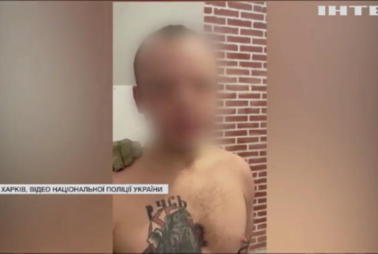 У Харкові водій погрожував вбити і спробував переїхати патрульного
