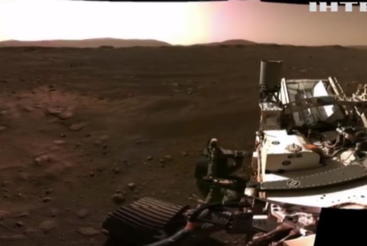 Науковці США виявили величезне реліктове озеро на Марсі