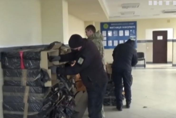 В Україні активно борються з контрабандою