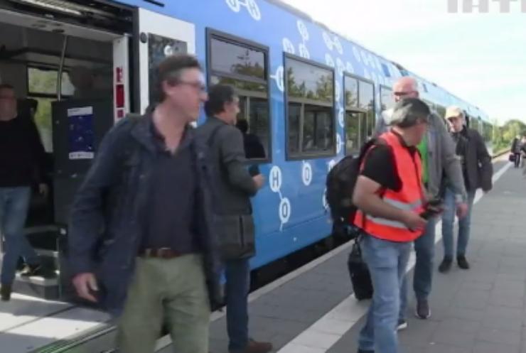У Франції запрацюють потяги на водневих паливних елементах