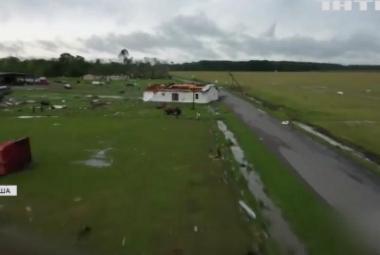Торнадо у США: щонайменше дві людини загинули