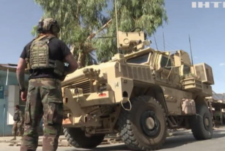 США виведуть війська з Афганістану