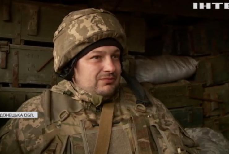 Війна на Донбасі: бойовики використали заборонені міномети