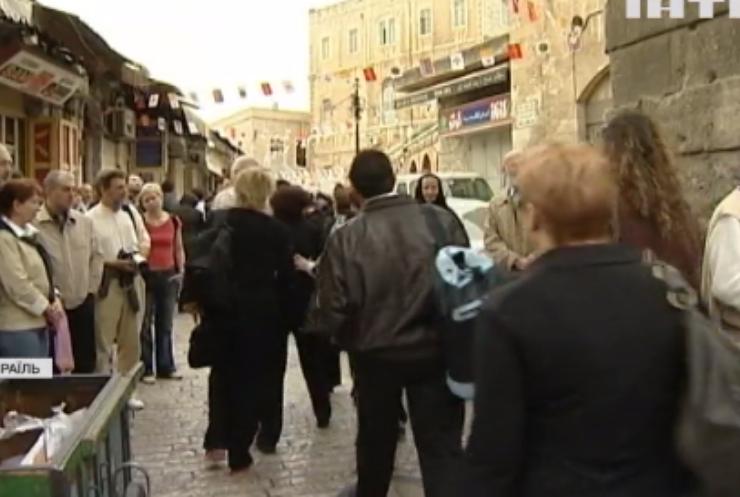 Туристи зможуть подорожувати в Ізраїль