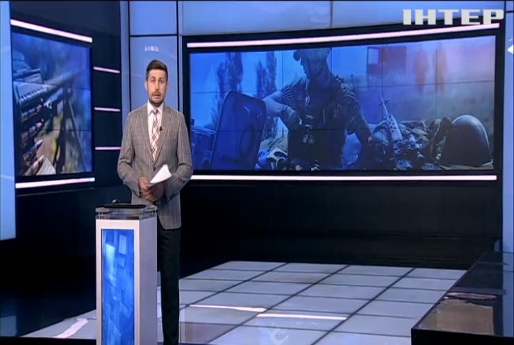 РНБО обговорить ситуацію на Донбасі