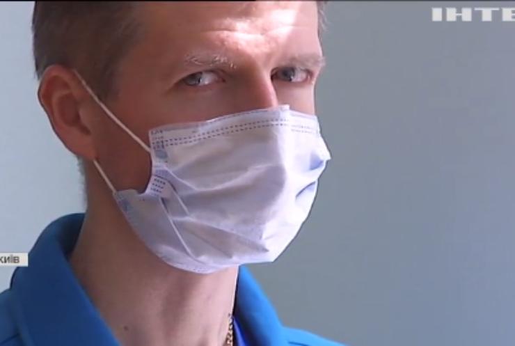 В Україні почали вакцинувати олімпійців