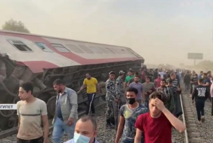 Аварія в Єгипті: загинуло 11 людей