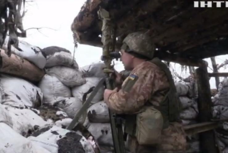 На фронті загинув один український військовослужбовець