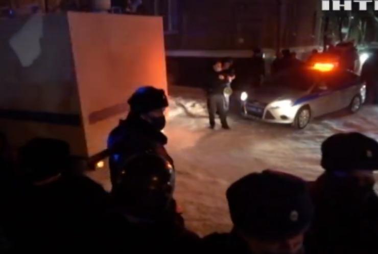 У Росії опозиція збирає мітинг на підтримку Олексія Навального