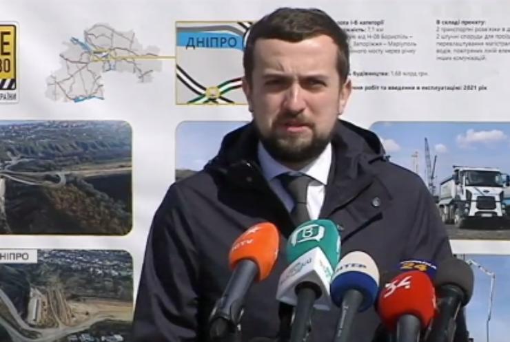 В Україні з'являться нові дороги й мости