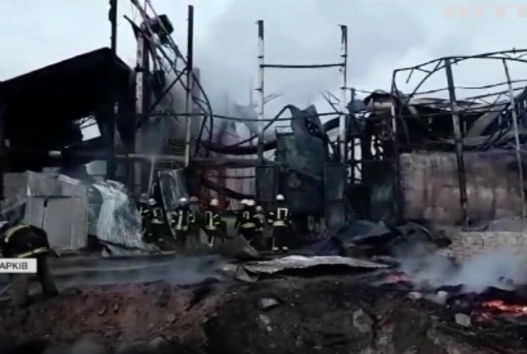 У Харкові вибухнув промисловий маслопрес: загинув працівник