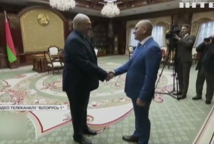 """Депутат від партії """"Слуга народу"""" самовільно зустрівся з Олександром Лукашенком"""