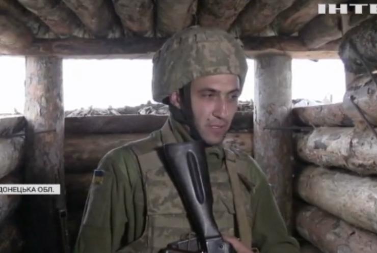 Війна на Донбасі: бойовики закидують протипіхотними мінами