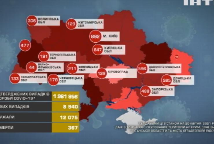 Максим Степанов заявив про зниження захворюваності на COVID-19