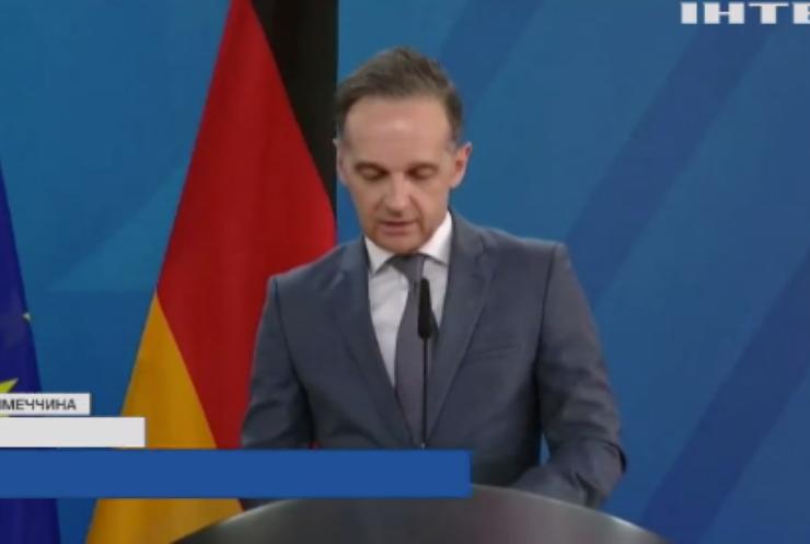 У Німеччині закликали Росію зняти обмеження на судноплавство
