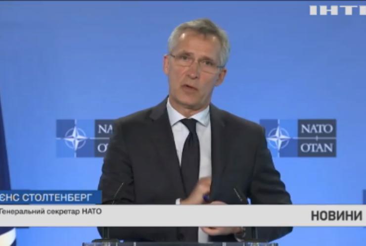 У НАТО стежитимуть за пересуванням російських військ біля України