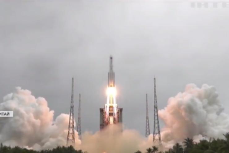 Китай запустив у космос модуль нової станції