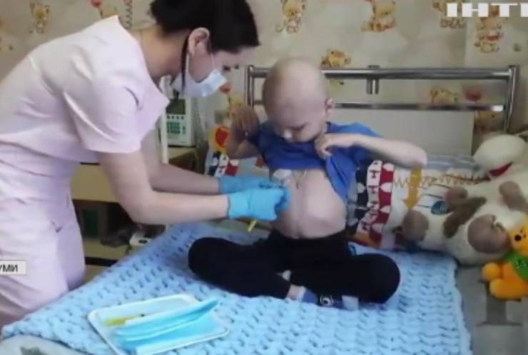 Шестирічний хлопчик з Сумської області потребує вашої допомоги