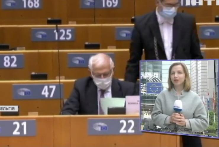 Європарламент просить надати Україні план дій для членства в НАТО
