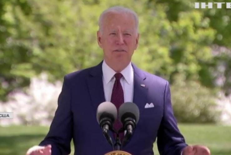 Президент США стане на захист суверенітету України