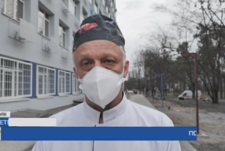 Коронавірус у Києві: як борються з COVID-19 у столиці?