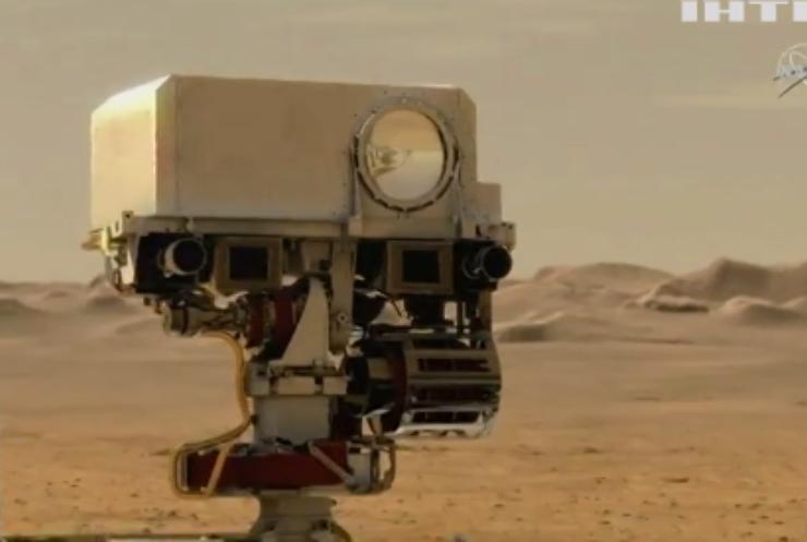 Інженери НАСА отримали дані про погоду на Марсі