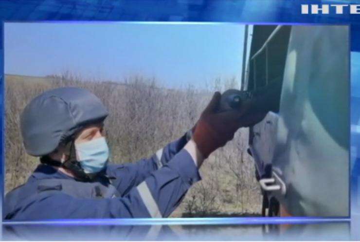 Кіровоградські рятувальники знешкодили міни часів Другої світової