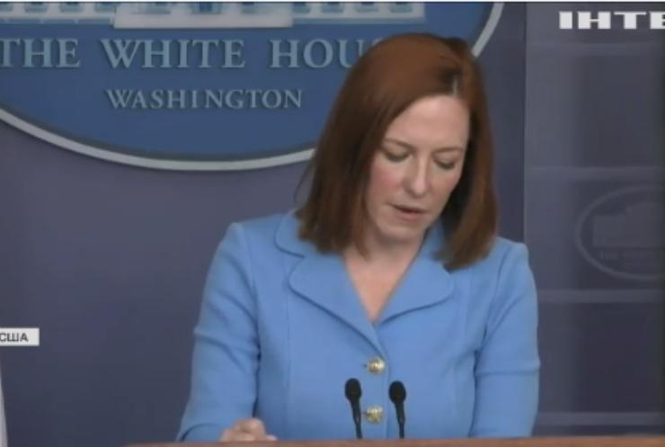Вашингтон стурбований переміщенням російських підрозділів поблизу України