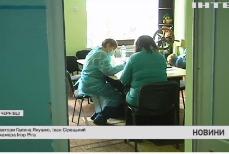 У Чернівцях спад COVID-19: почали вакцинувати вчителів