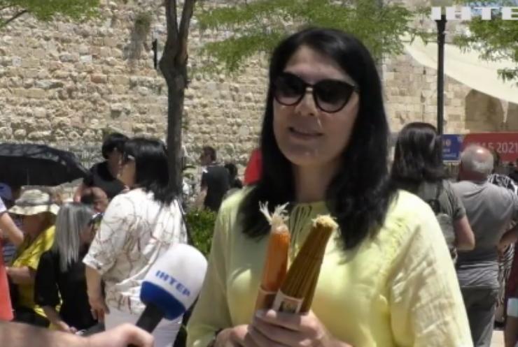 Благодатний вогонь в Єрусалимі: як пройшла церемонія?