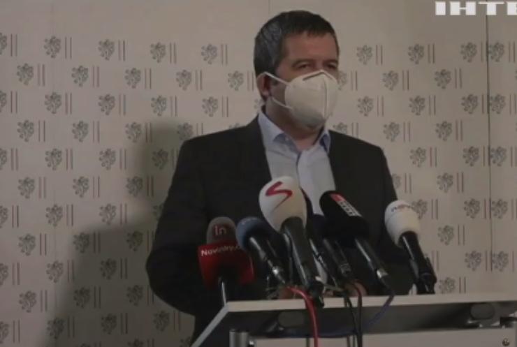 Чехія вимагає компенсацію від Росії за вибухи на складах боєприпасів