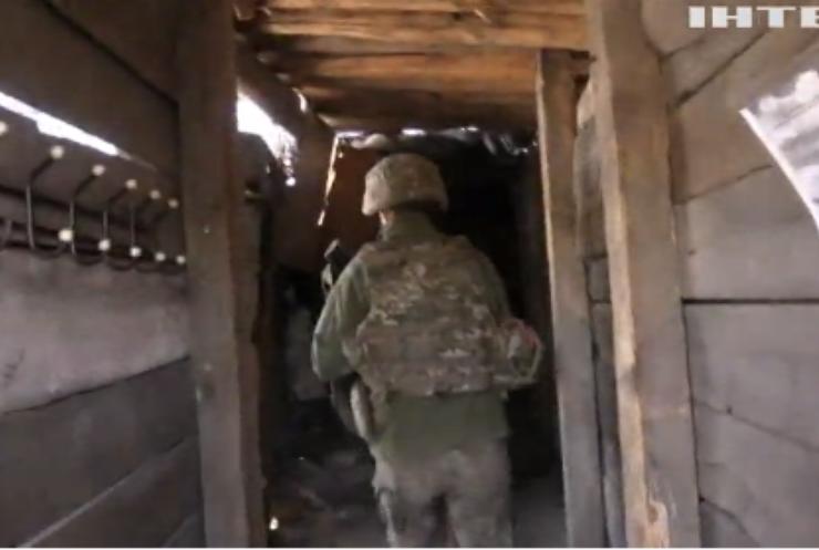 На фронті бойовики поновили обстріли українських позицій