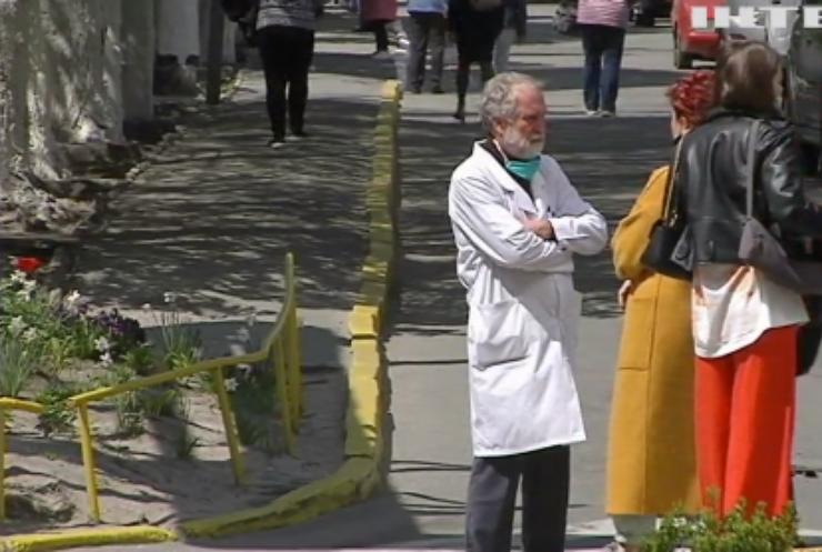 COVID-19 в Україні: одужало майже 8,5 тисяч людей