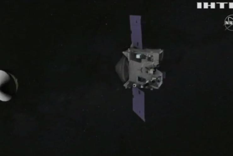 Безпілотний човен НАСА повертається додому