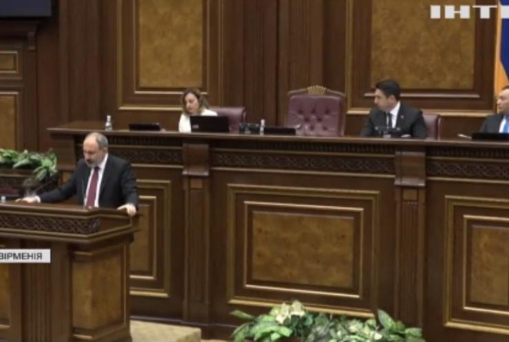 У Вірменії відбудуться позачергові парламентські вибори
