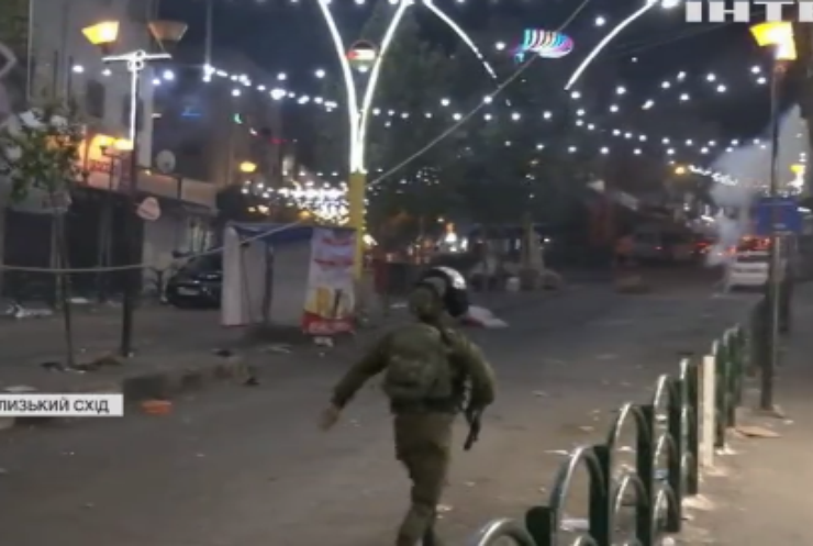 Сектор Газа випустив ракети по єврейських поселеннях