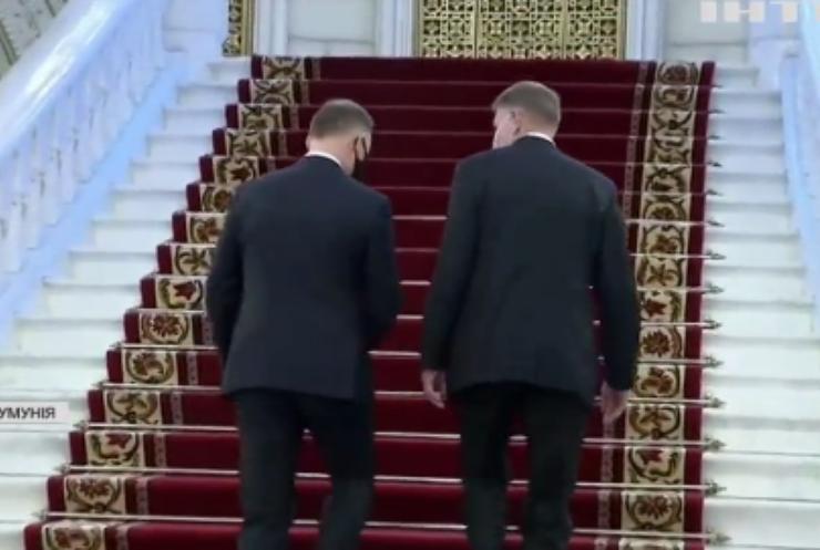"""На зустрічі """"Бухарестської дев'ятки"""" обговорювали безпеку України"""