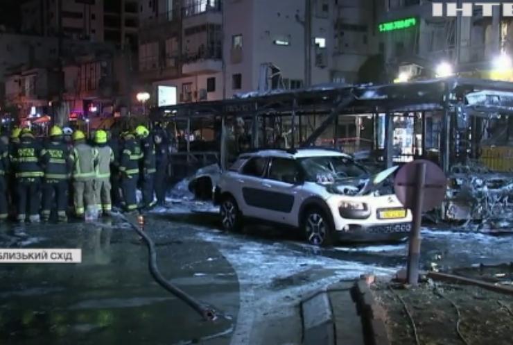 Тель-Авів потрапив під масовий ракетний удар