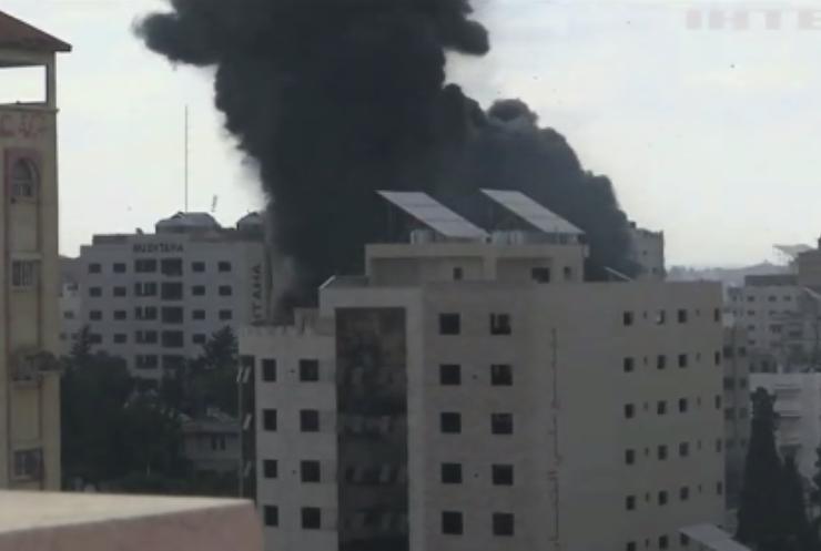 Ізраїль укрілює кордони біля сектора Газа