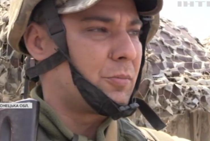 Війна на Донбасі: бойовики продовжують обстрілювати українські позиції