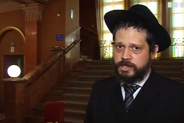 Закарпатська єврейська община завершила написання свитку Тори