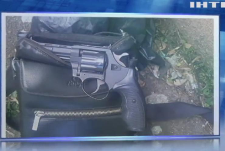 Київська поліція затримала автобусного стрільця
